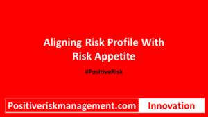 Aligning Pharmaceutical Product Risk Profile With Risk Appetite BusinessRiskTV.com