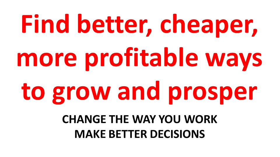 Better Cheaper More Profitable Ways To Grow Prosper BusinessRiskTV.com
