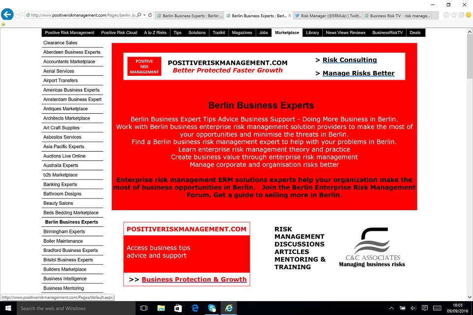 Berlin Business Management Experts