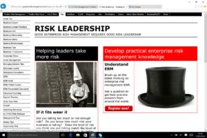 Learn Practical Leadership Skills At Out Leader Interviews Online At BusinessRiskTV.com