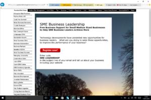SME Business Leadership : SME Business Leaders Achieving More BusinessRiskTV.com