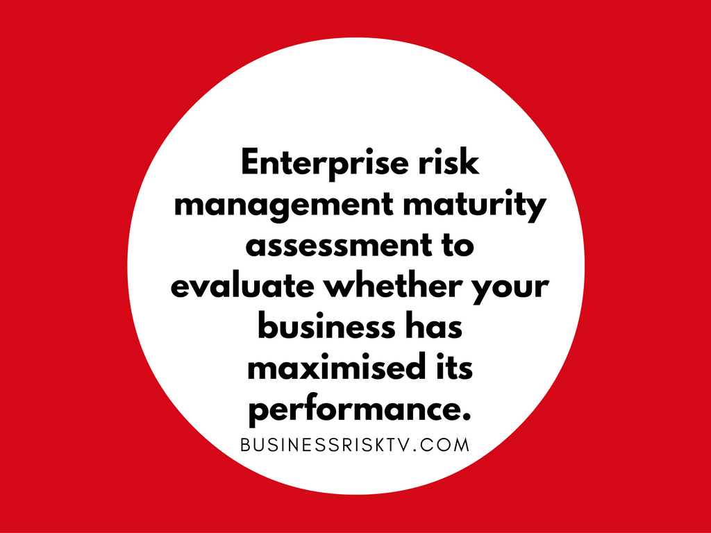 Enterprise Risk Management ERM Capability Reviews