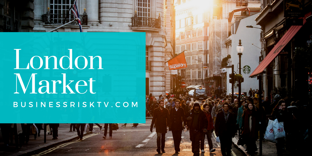 London Business Market with BusinessRiskTV.com