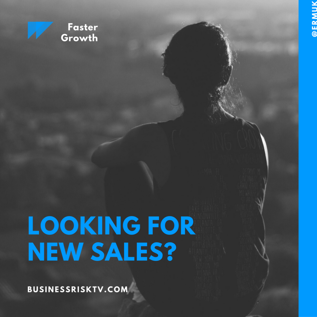 Looking for new sales and faster business growth BusinessRiskTV.com