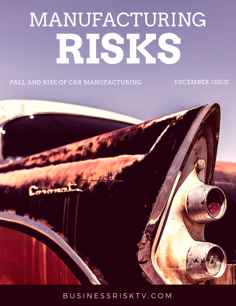 Manufacturing Business Risk Management