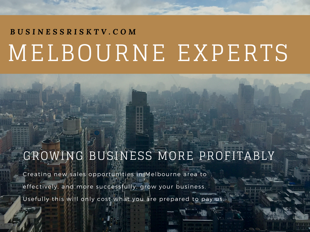 Melbourne business management experts growing your business faster BusinessRiskTV.com