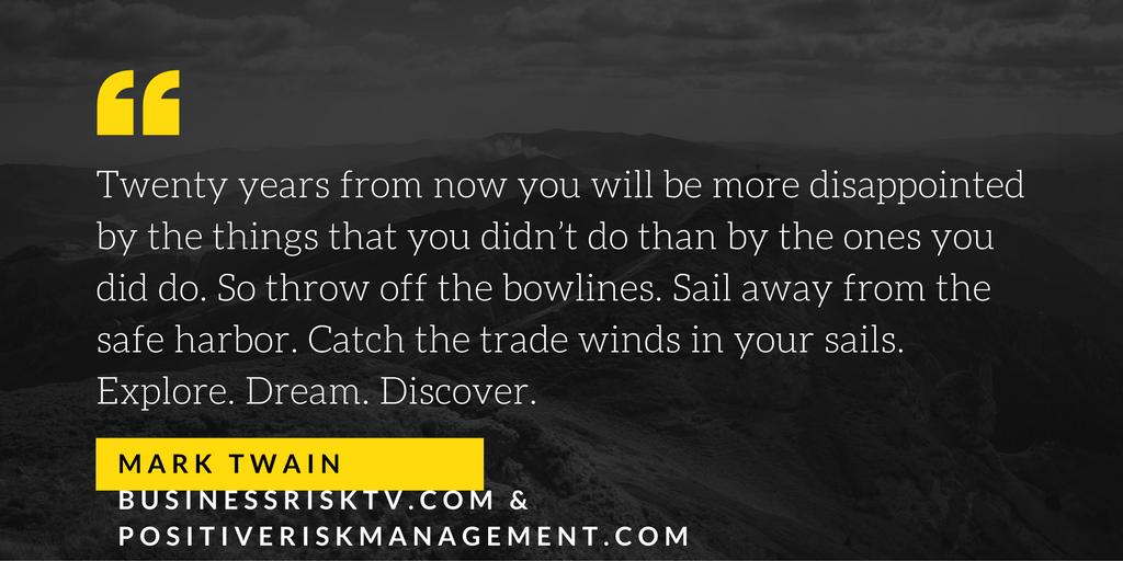 Opportunity Risks Management