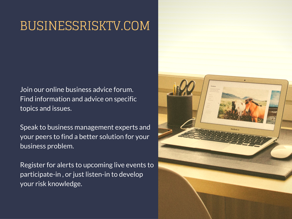 Business Advice Forum for business leaders