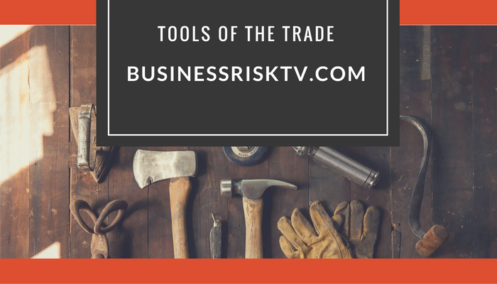 Learn the tools of the enterprise risk management trade with BusinessRiskTV.com