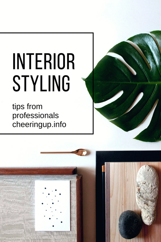 Interior Styling For The Home Tips UK