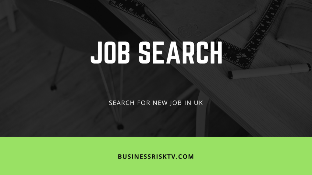 New Jobs In UK with BusinessRiskTV.com