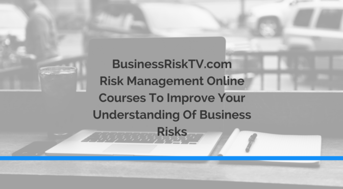 Risk Management Courses InCompany Regional Online