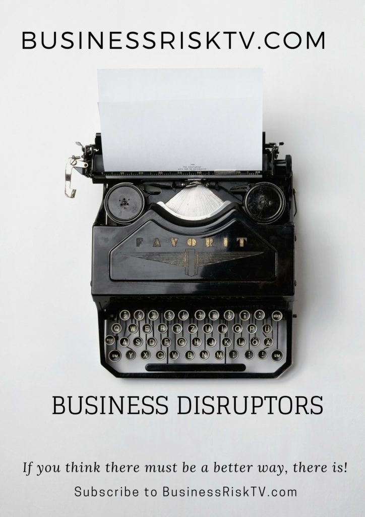 Business Disruption and Innovation