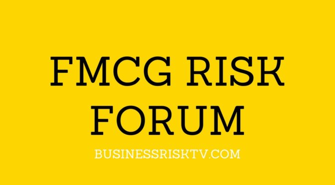 Risk Management in FMCG sector