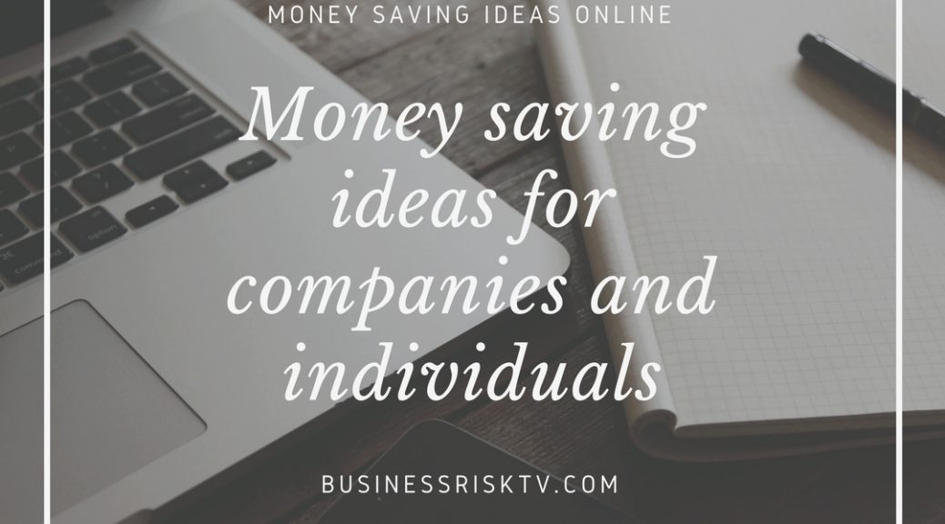 Cost Saving Ideas For The Workplace