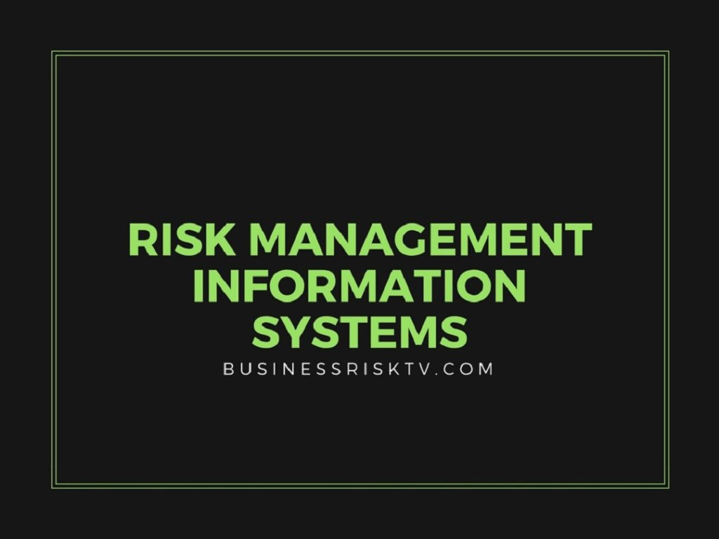 Advantages of risk management information system RMIS