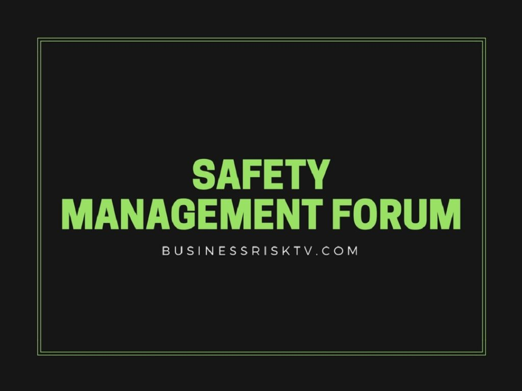Health and Safety Management Forum