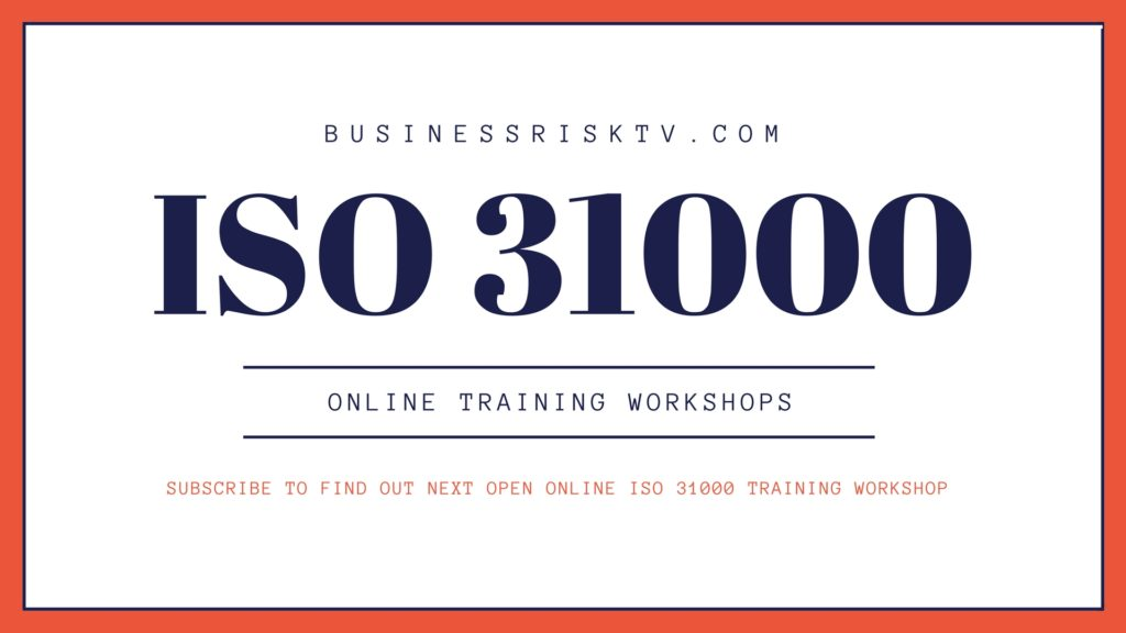 iso 31000 training course