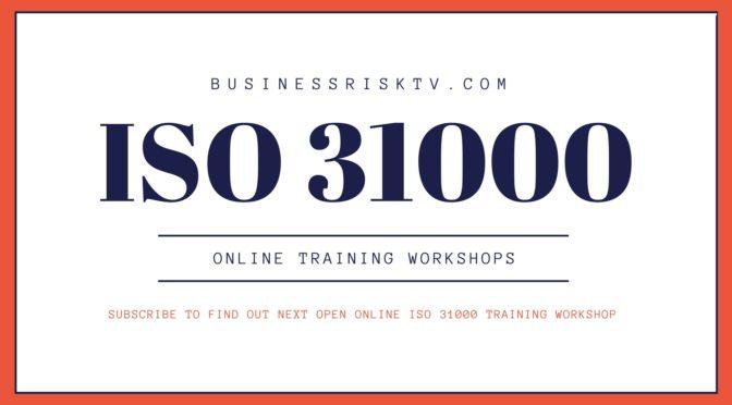 iso training online