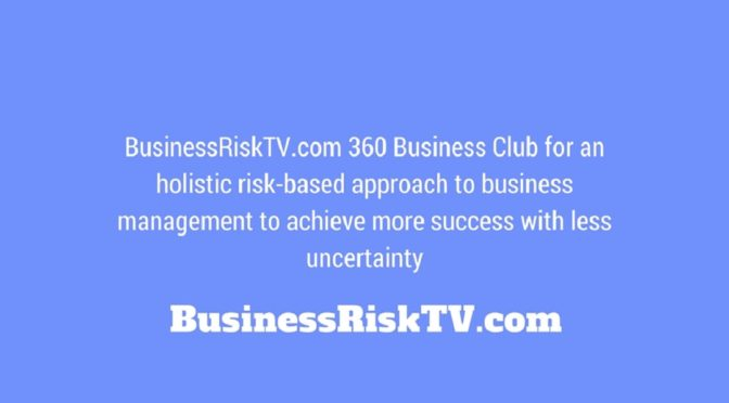 Develop enterprise wide risk management strategy and risk management framework BusinessRiskTV Enterprise Risk Management Framework Tips Advice and Support