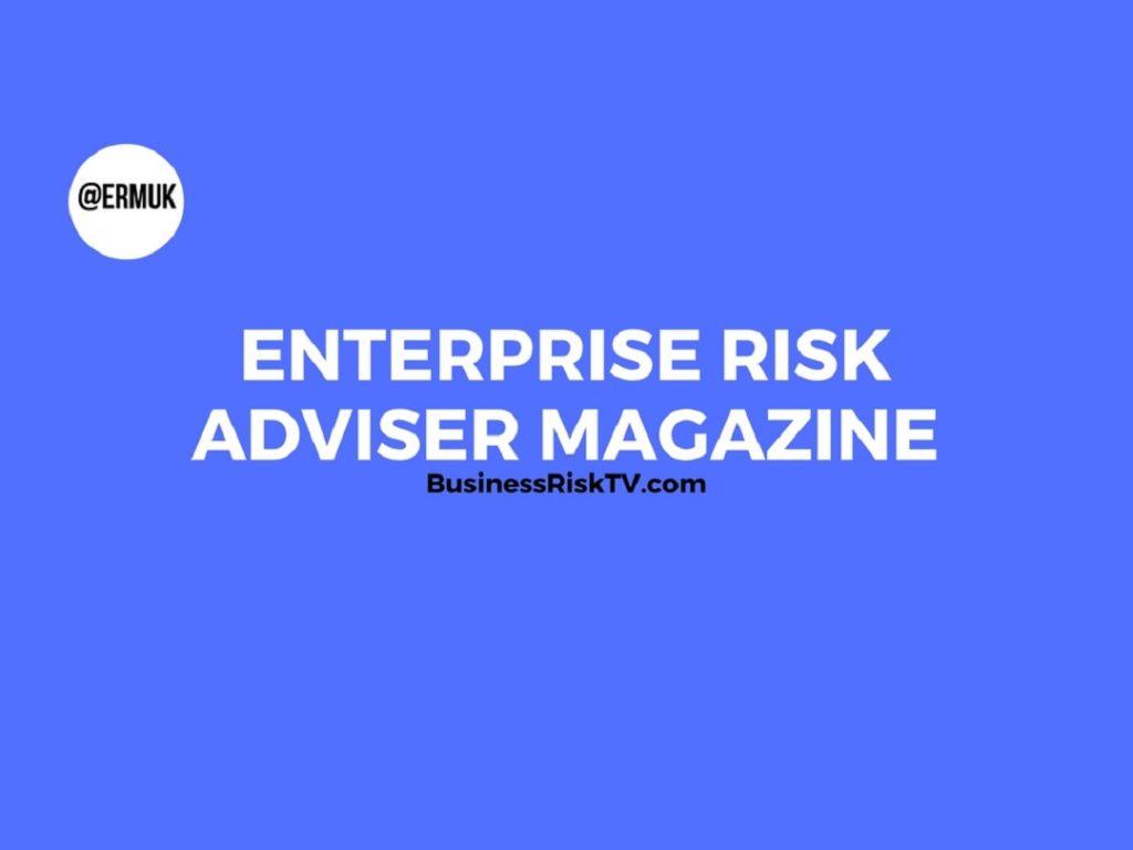 Free Subscription Enterprise Risk Management Advice Tips Support Magazine