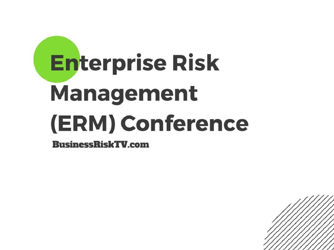 Zurich Enterprise Risk Management ERM Conferences Online
