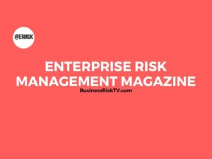 Business Risk Management Professionals Magazine ERM