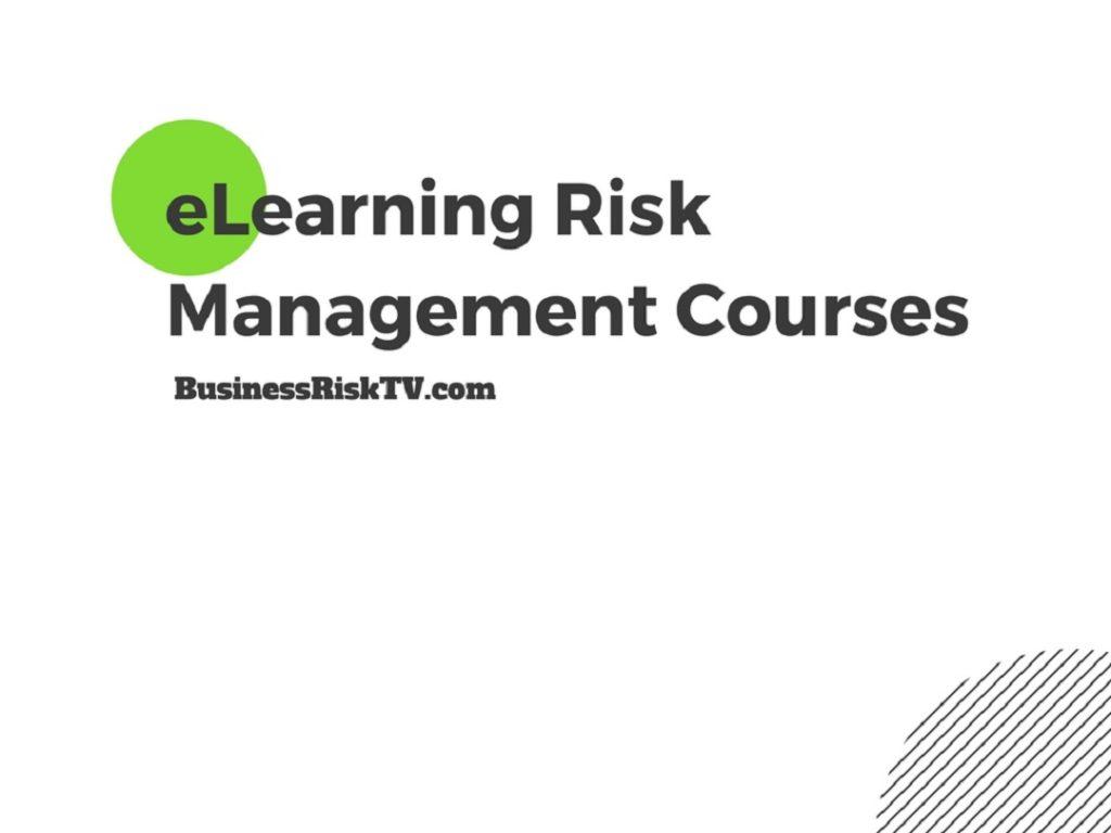 Free risk management courses online with BusinessRiskTV.com