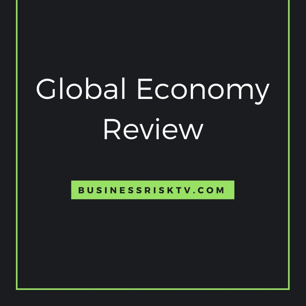Global economic review news opinions risk analysis reports
