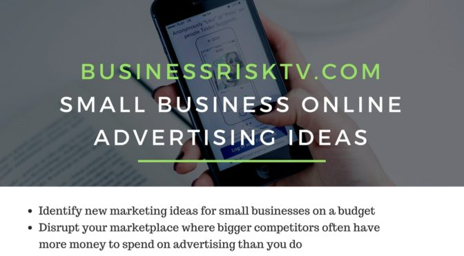 Advertorial Advertising With BusinessRiskTV To Grow Your Business