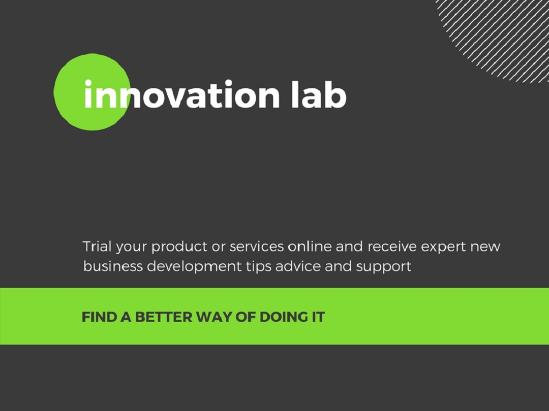 Business Change and Transformation For the Better in our Innovation Lab