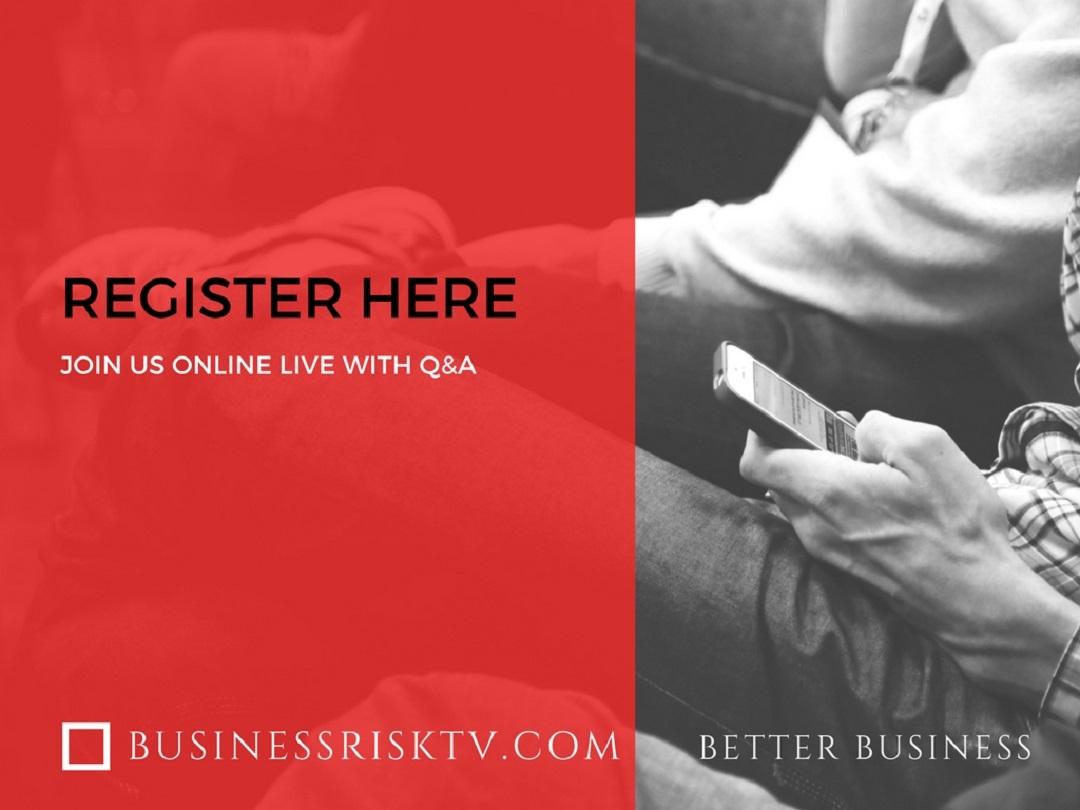 Business Enterprise Risk Management ERM Live Online