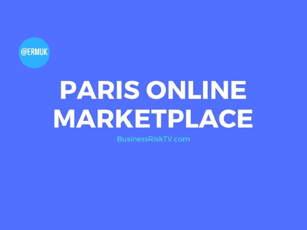 Paris Business Risk Marketplace Online