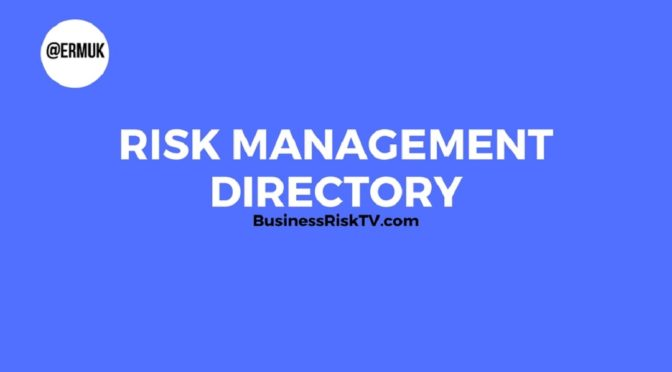 Top Risk Management Companies Directory Online