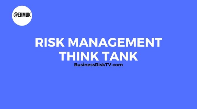 Write articles on enterprise risk management theory and practice
