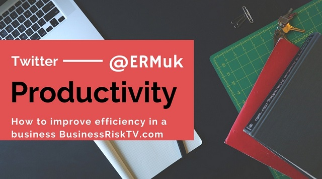How to increase productivity in an organisation
