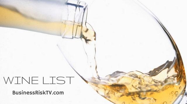 Wine List Information Online