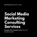 Social Media Consultancy Services