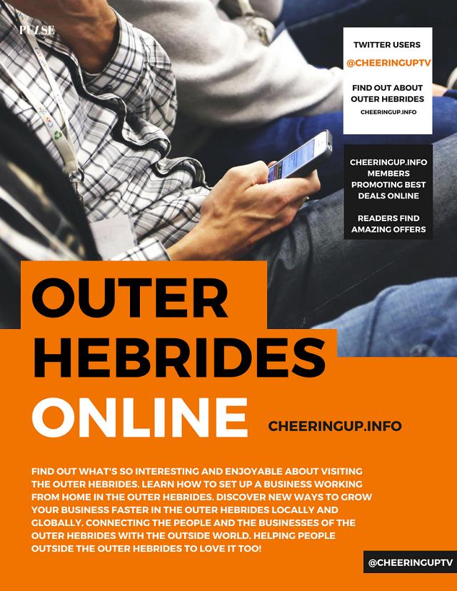 Outer Hebrides Online Magazine