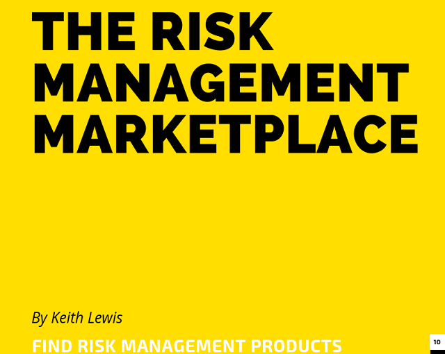 How To Sell On The Risk Management Marketplace Buy Risk Products