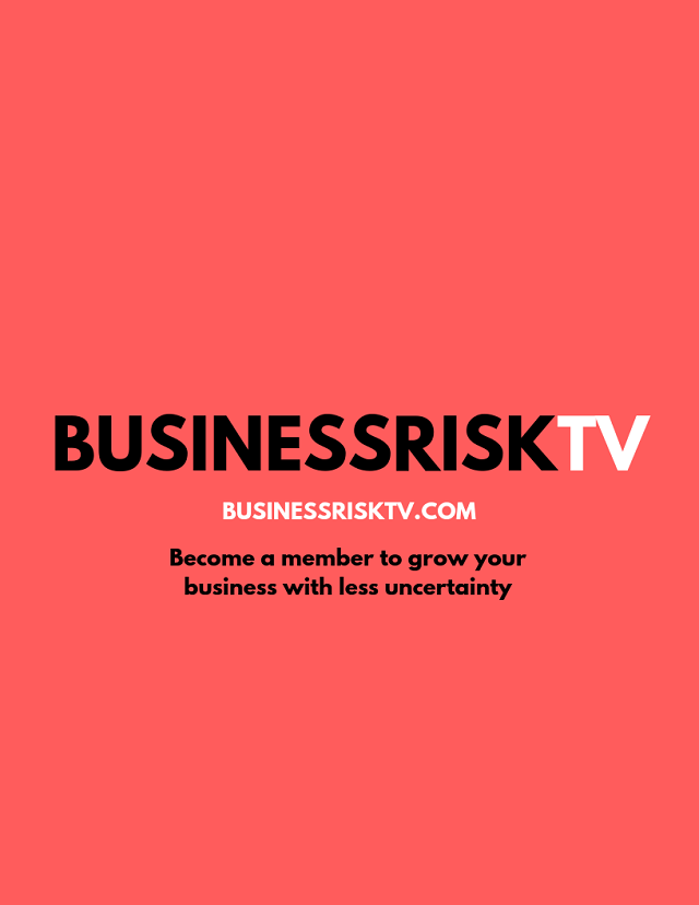 BusinessRiskTV Corporate Business Enterprise Risk Management ERM Membership
