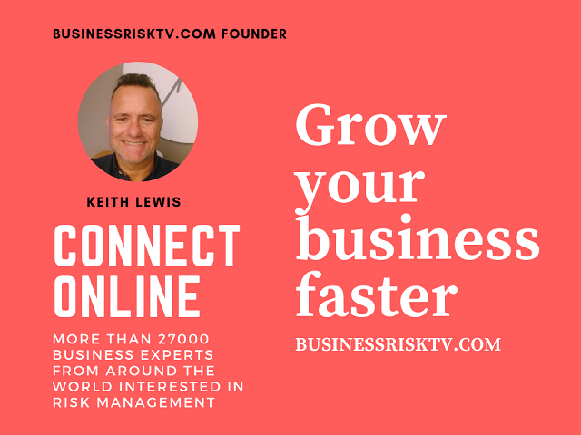 Business Leader Networking Online
