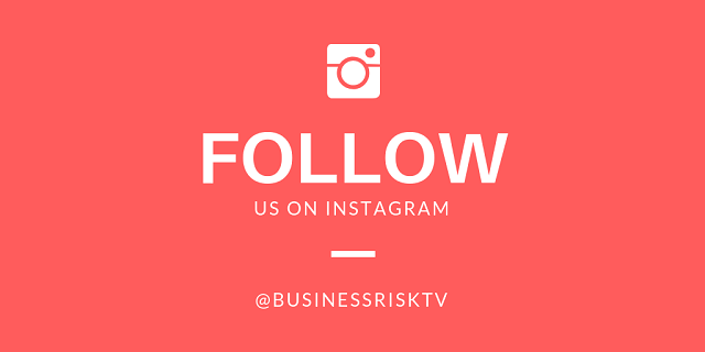 Follow Us On Instagram BusinessRiskTV