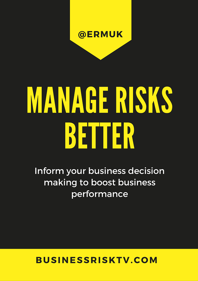How To Manage Risk In Business BusinessRiskTV Manage Business Risks Better