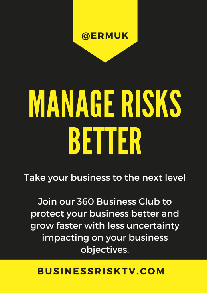 Advice for improving risk management with BusinessRiskTV