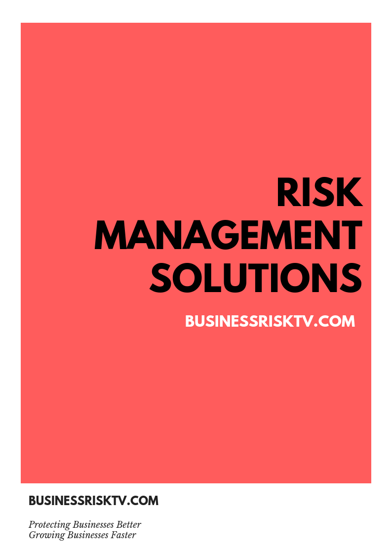 Global risk management solutions with BusinessRiskTV