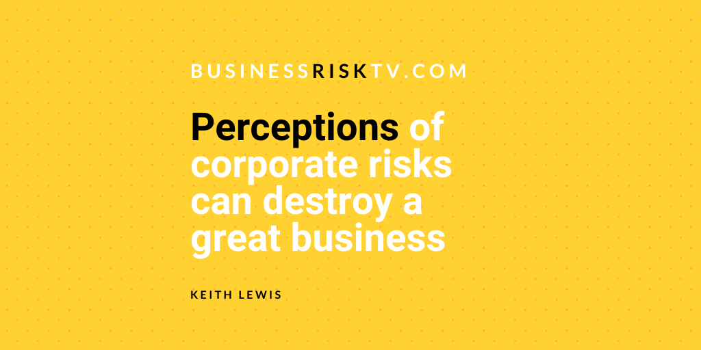 There is always trouble ahead for business leaders