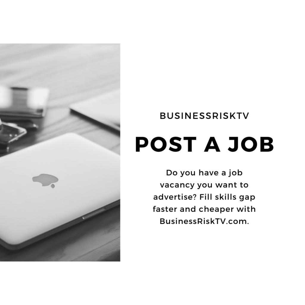 Fill job vacancies faster with BusinessRiskTV
