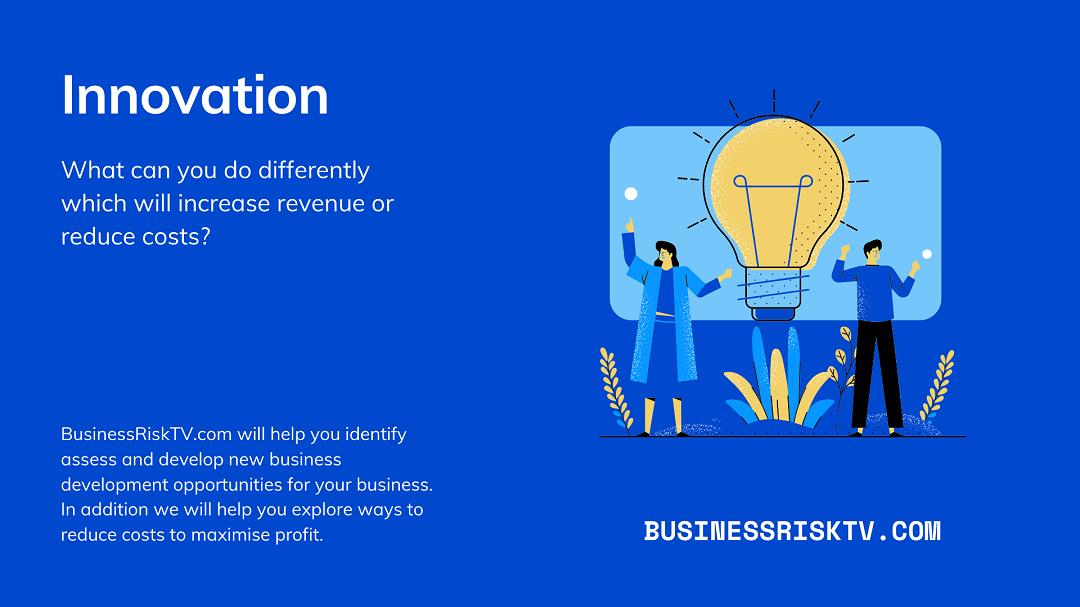 Develop a strategic plan for a better future with BusinessRiskTV