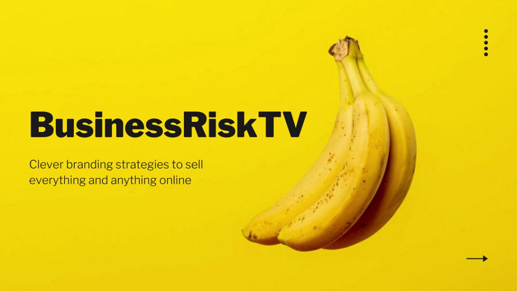how to develop a brand With BusinessRiskTV